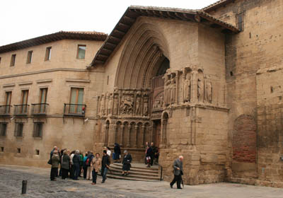 Guided tour around Logroño