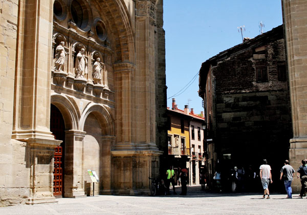The Way of St. James in La Rioja