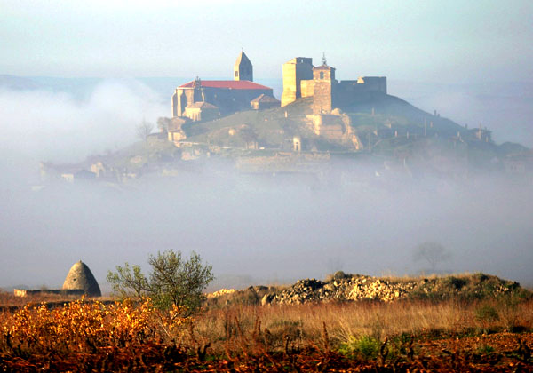Medieval villages and the Museum of Wine Culture