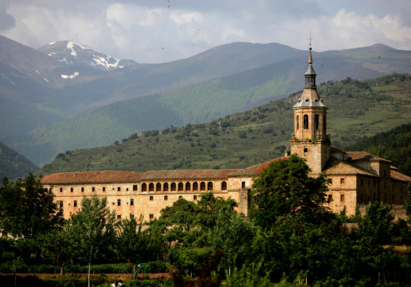 The Monasteries of Suso and Yuso at San Millán de la Cogolla