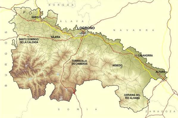 Informacion Para Planear Tu Viaje A La Rioja Riojatrek