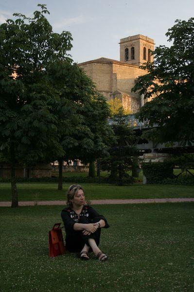 Parque del Ebro en Logroño