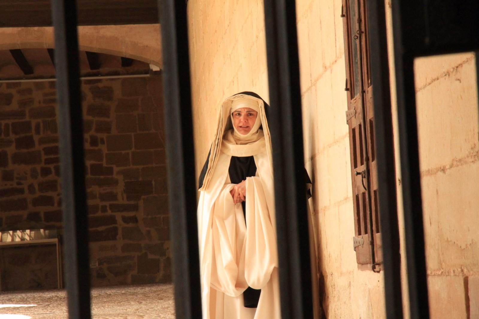 Rutas teatralizadas en la abadía de Cañas